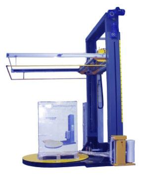 automatic pallet shrink wrap machine