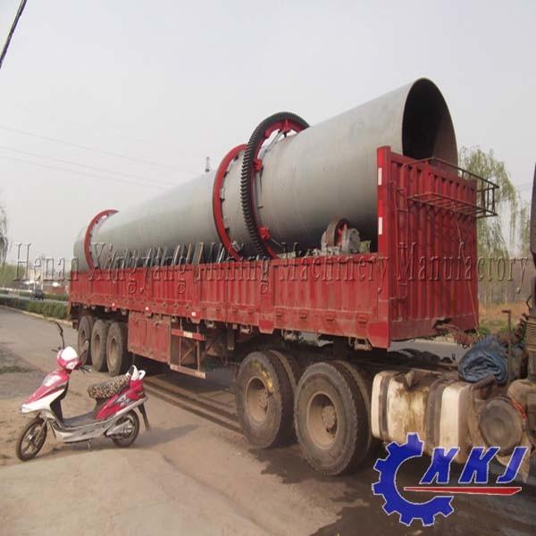 China Professional Coal Rotary Dryer Machine, Mining Rotary Dryer with Resonable Price