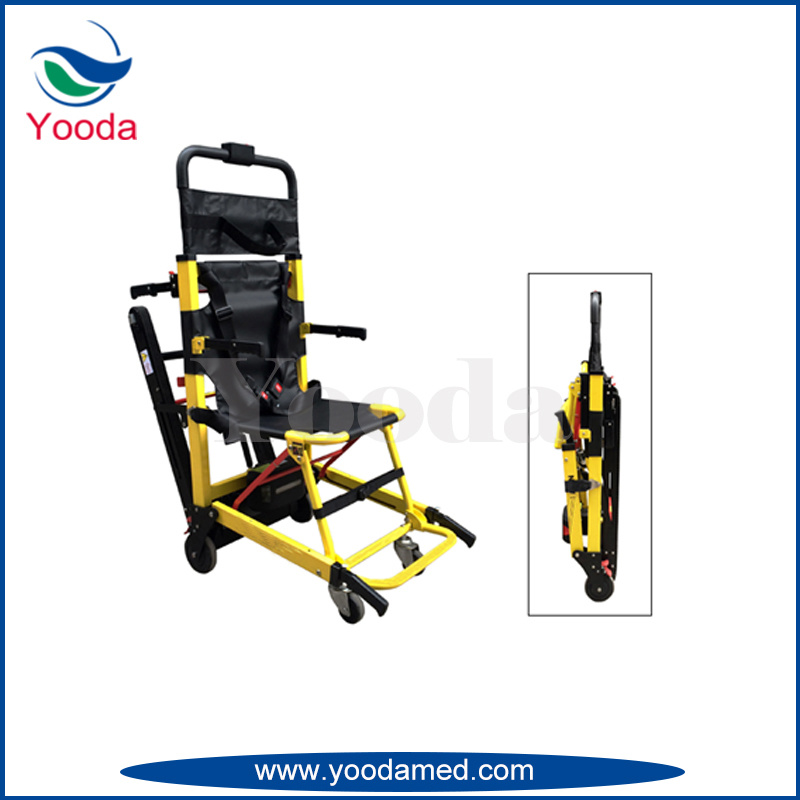 Emergency Equipment Powered Evacuation Chair with Battery