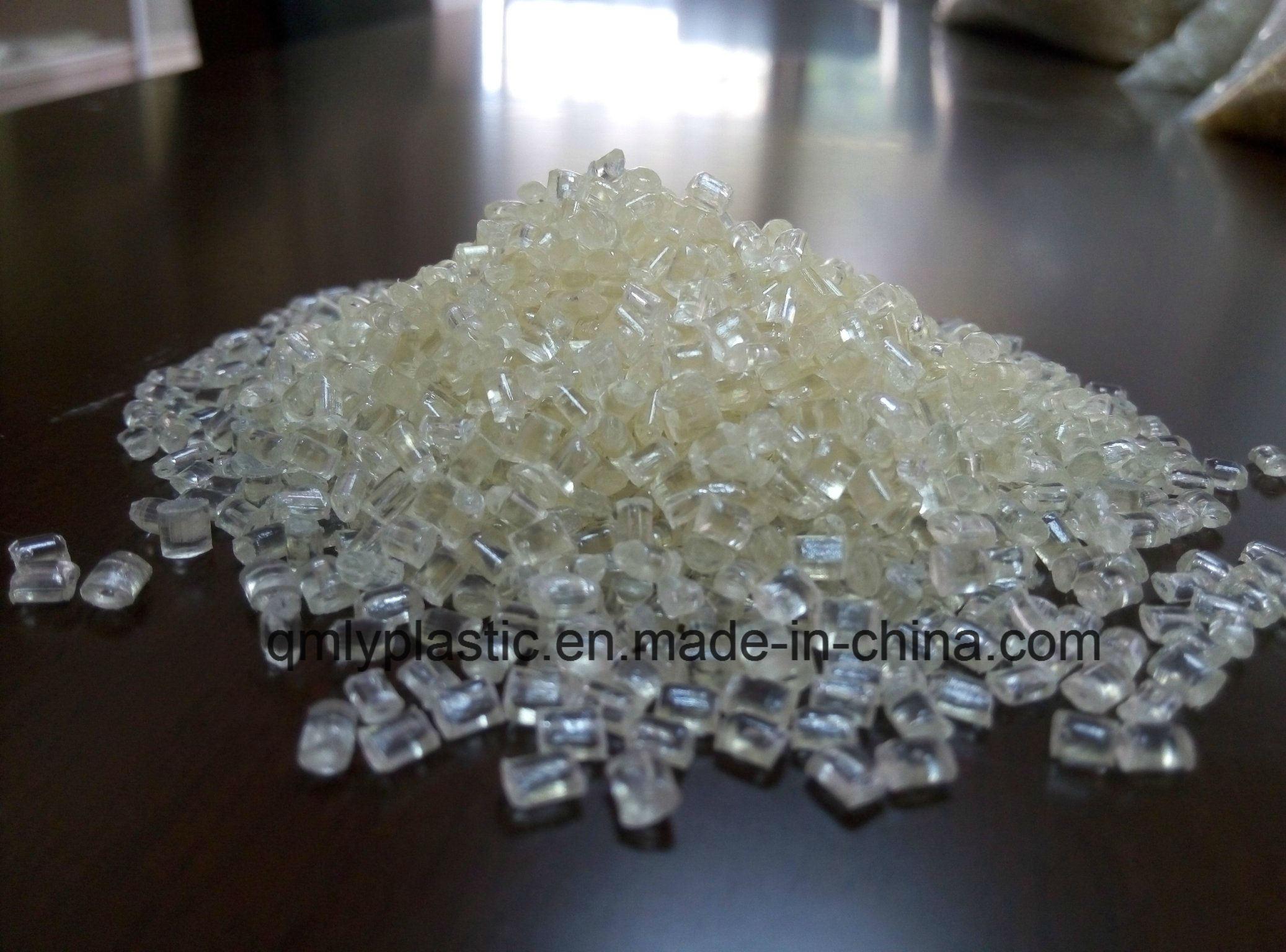 Hot Sale Slight Amber Thermoplastic PPSU for Optics