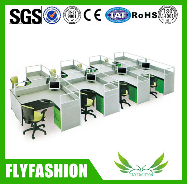 Modern Office Workstation with Side Cabinet/Office Desk (OD-35)