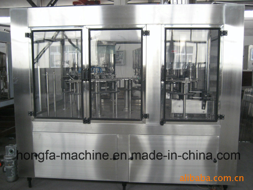 14-12-5 Full-Automatic Water Bottling Machine