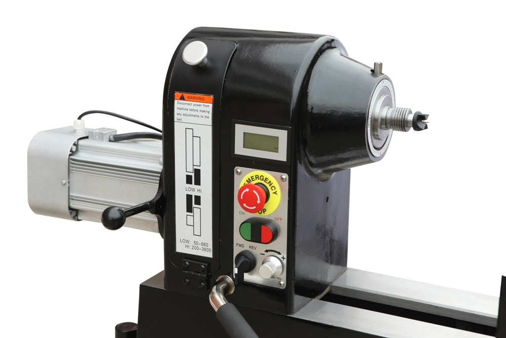 "Woodworking Machine T-50 Variable Speed 20"" X 36"" Wood Lathe"