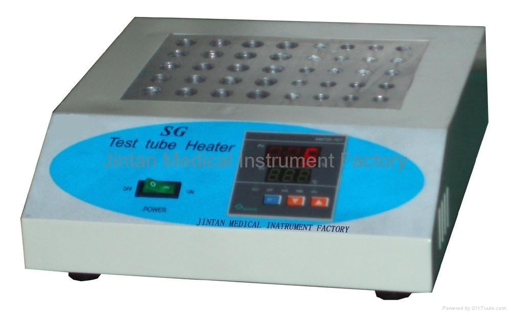 Sg-40 Digital Heating Block/Dry Bath