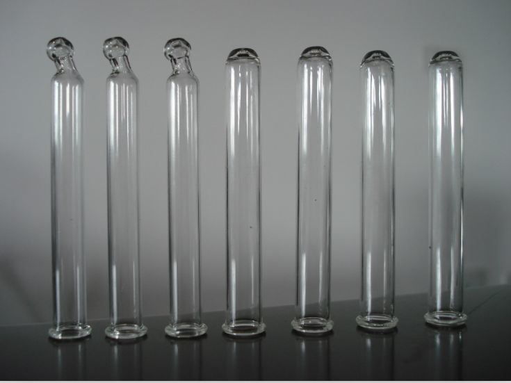 Clear Taper Glass Pipettes for Glass Dropper