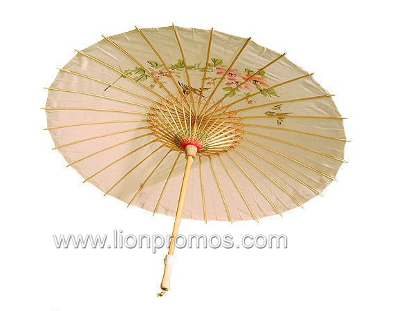 Elegant China Traditional Culture Element Oiled Paper Umbrella