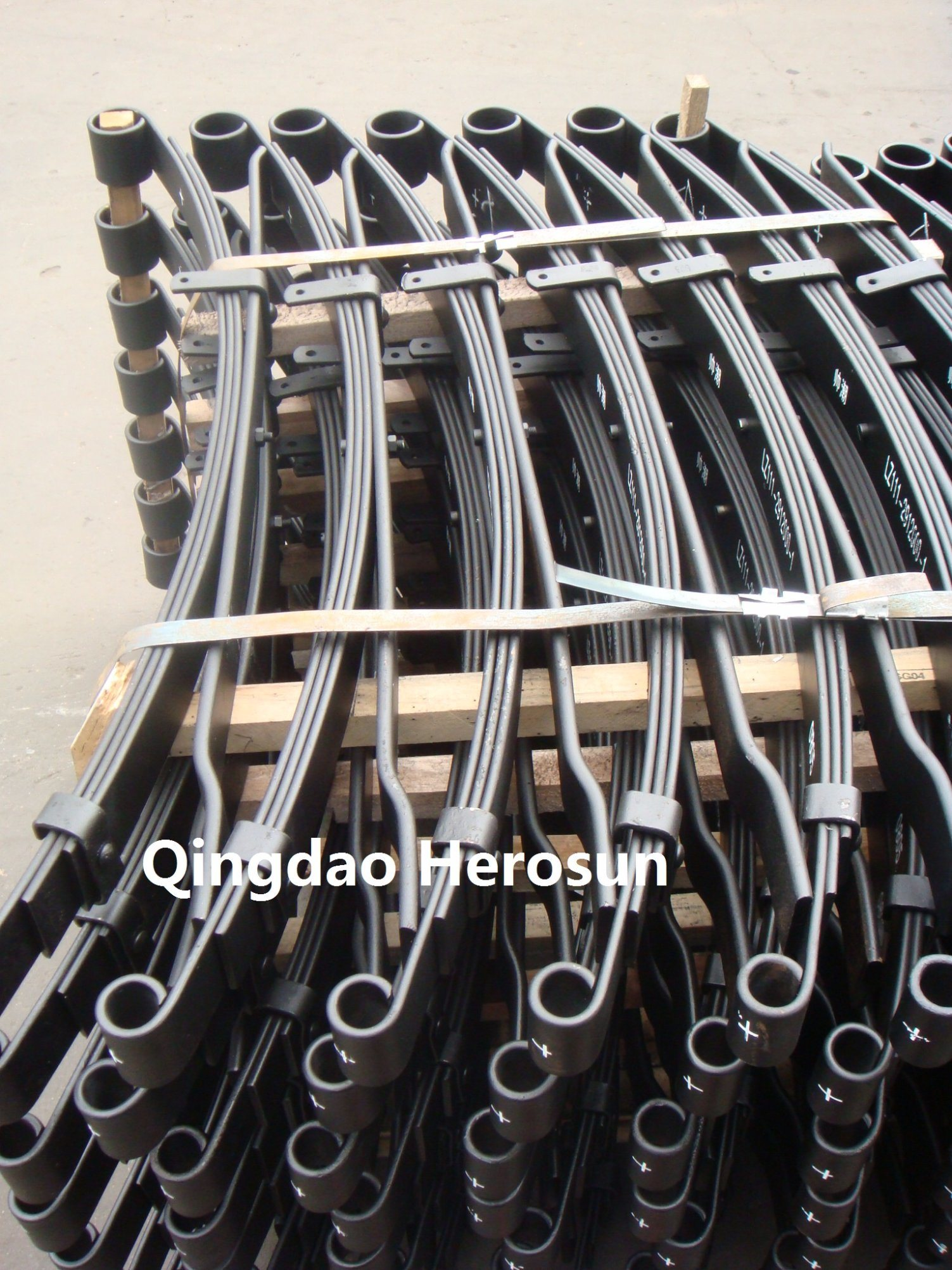 Japanese Trailer Leaf Springs for off-Road 8*60