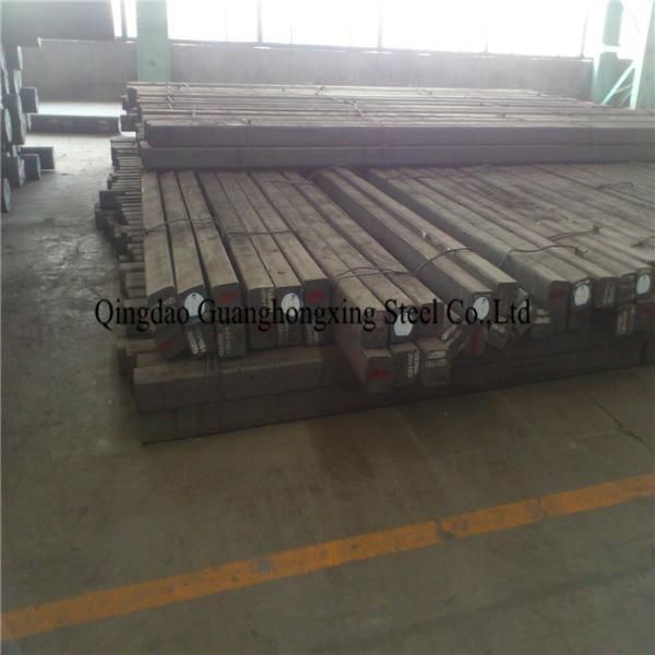Gbq275, ASTM Grade40, 3sp, 5sp, Ss490, DIN S275jr Steel Billets