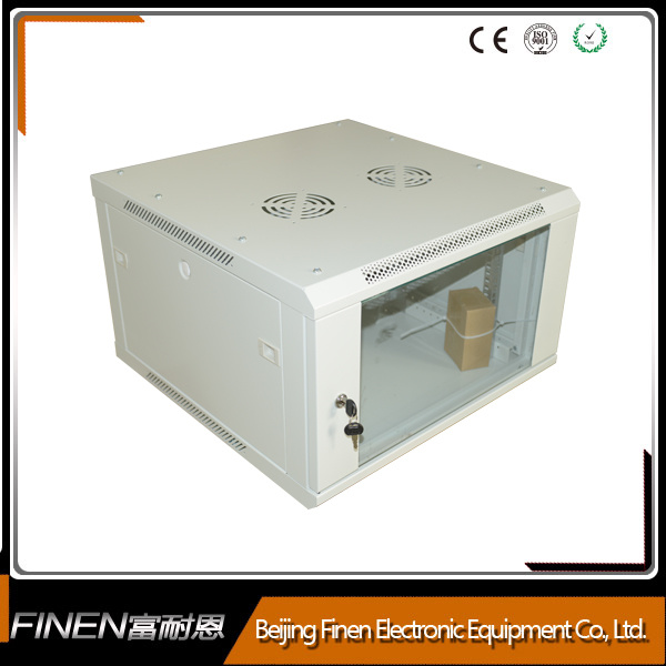 Wall Mount 19′′ Network Cabinet 12u
