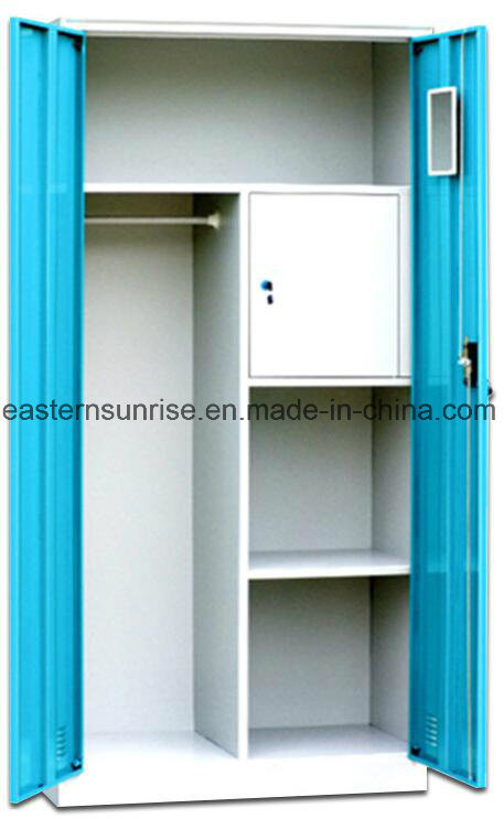 Premium Office School Home Hotel Mililtary Use Metal Steel Clothe Cupboard