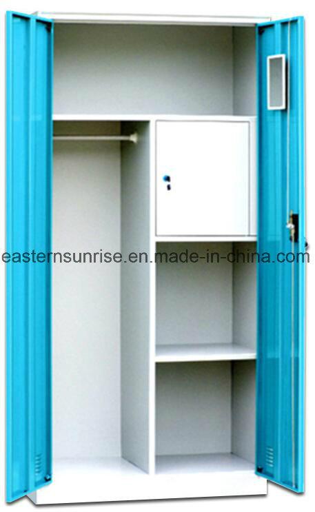 Premium Office School Home Hotel Mililtary Use Metal Steel Clothe Cupboard