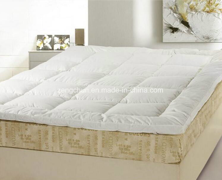 Hotel Used Thick Mattress Topper