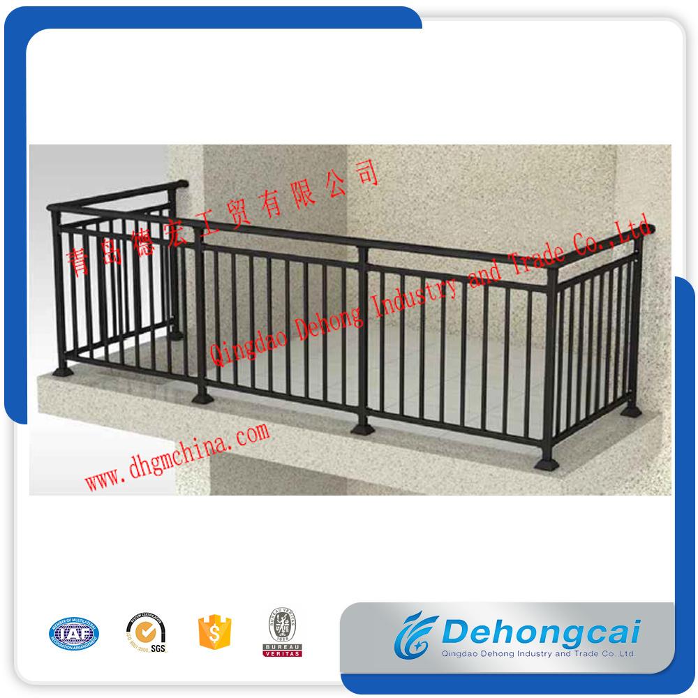 High Quality Wrought Iron Balcony Railing/Balcony Guardrail