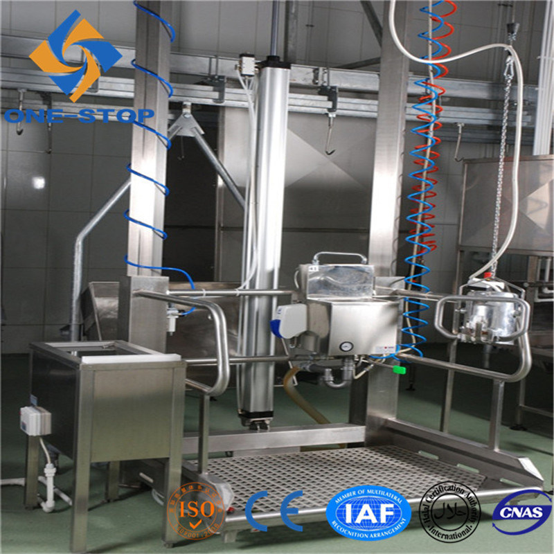 Cattle Cow Abattoir Equipment with ISO9001 Certificate
