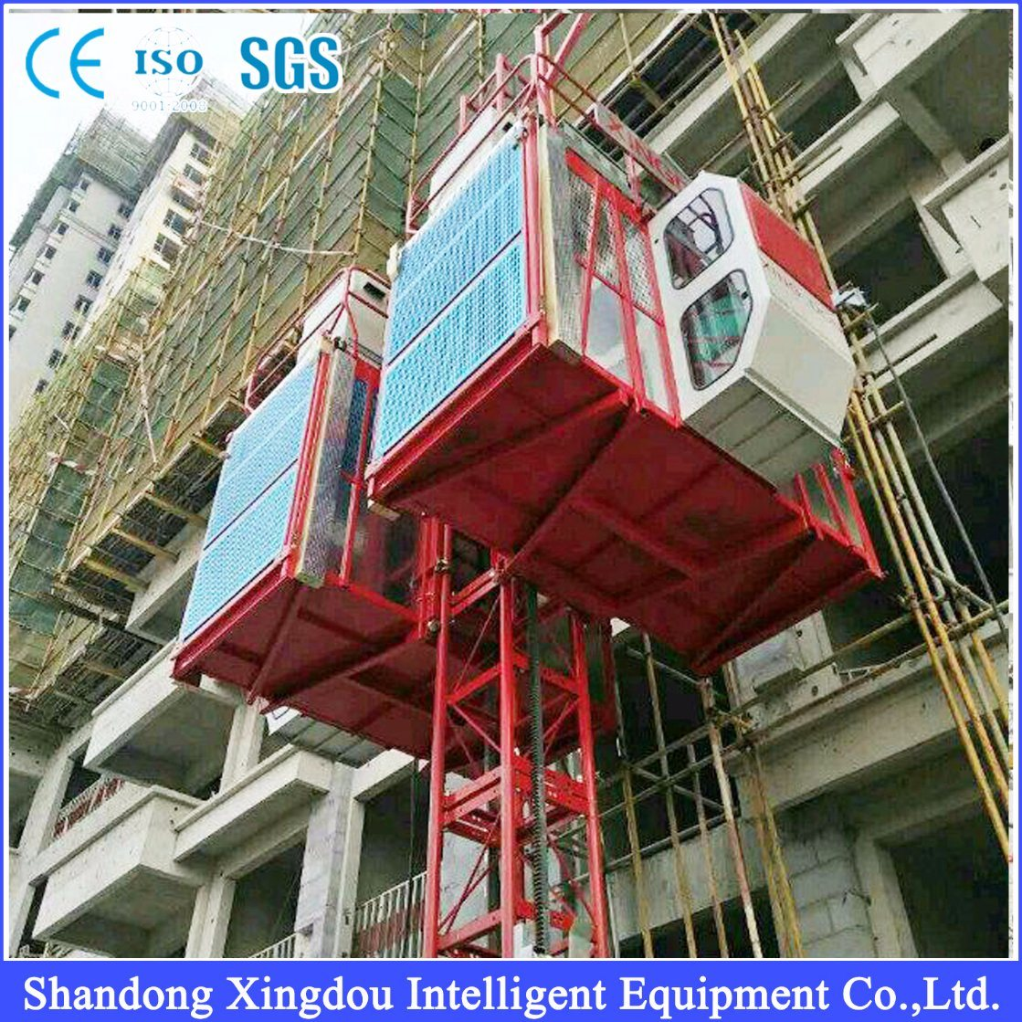 Builder′s Passenger Construction Material Hoist