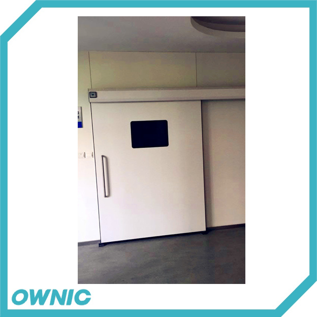 Automatic Hermetic Slidng Doors with Dunker Motor for Hospital /Operating Theatre (OR) /Electronic - Workshop
