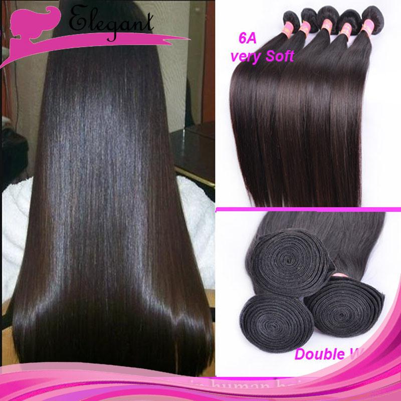 8A Brazlian Remy Virgin Hair Queen Straight Hair BV18