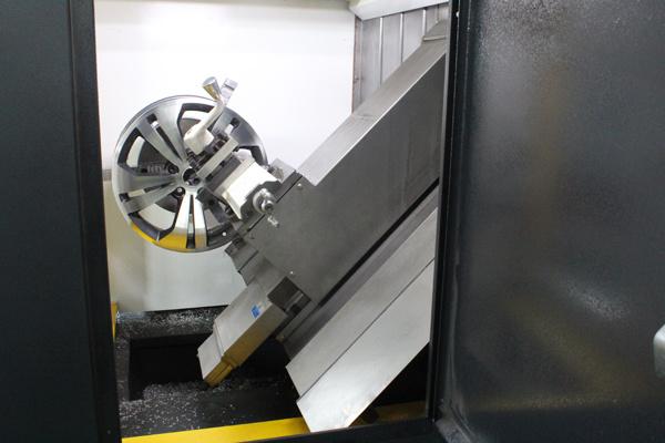 Tck42 High Quality CNC Lathe Slant Bed