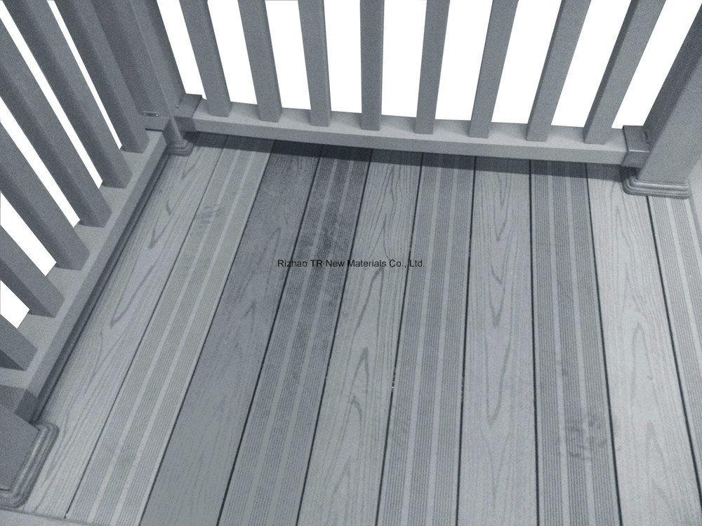 Strengthening WPC Decking Flooring