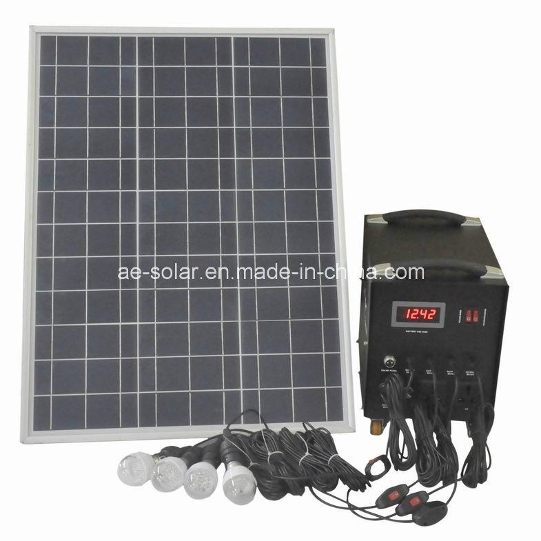 Solar Lighting Kit 50W