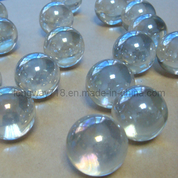 Clear Arts And Crafts Marbles