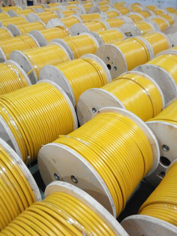 75 Ohm Slywv-75-10 Leaky Feeder Cable for Mines