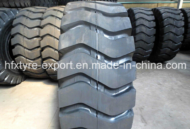 Tyre for Loader, Earthmover 16/70-20, 16/70-24 off The Road Tyre, E3/L3
