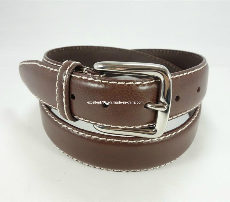 Fashion Man Belt of Genuine Leather (EUBL0704-35)