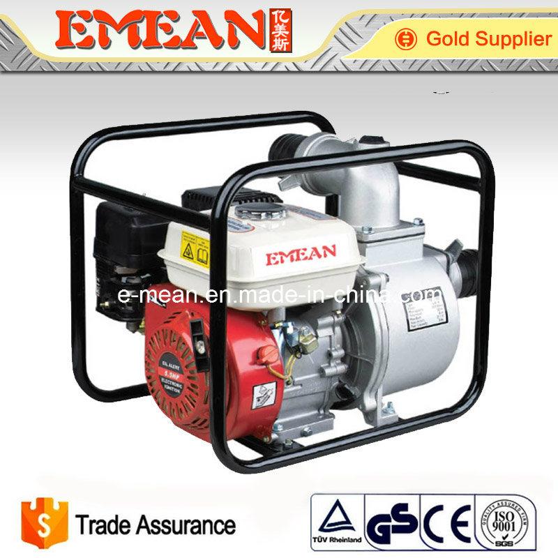 Petrol Engine Gasoline Centrifugal Water Pump (WP20/30/40-C)