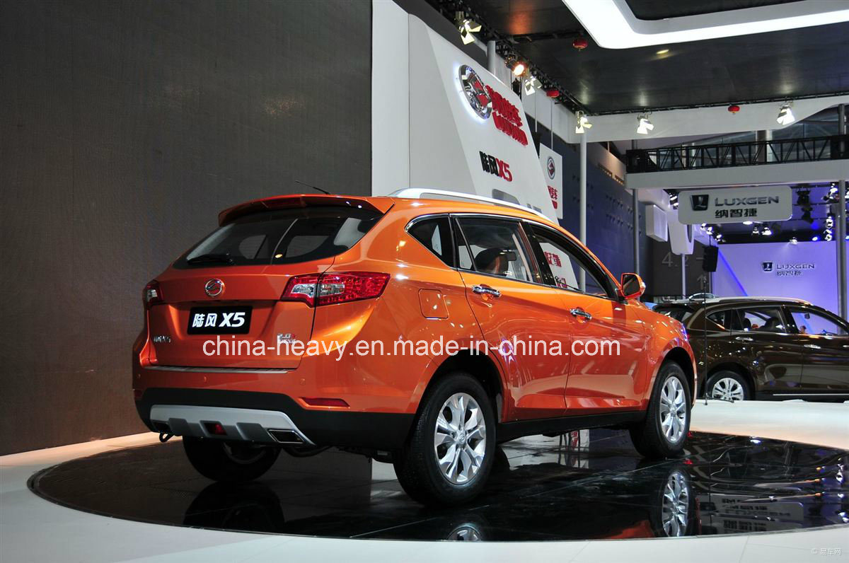 Rhd/LHD Landwind X5 High-End 2.0L at SUV (CAR)