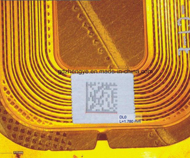 High Precision PCB Automatic QR Code Laser Marking Machine (PCB-0707)