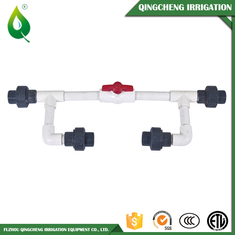 Farm Plastic Venturi Fertilizer Injector for Irrigation System