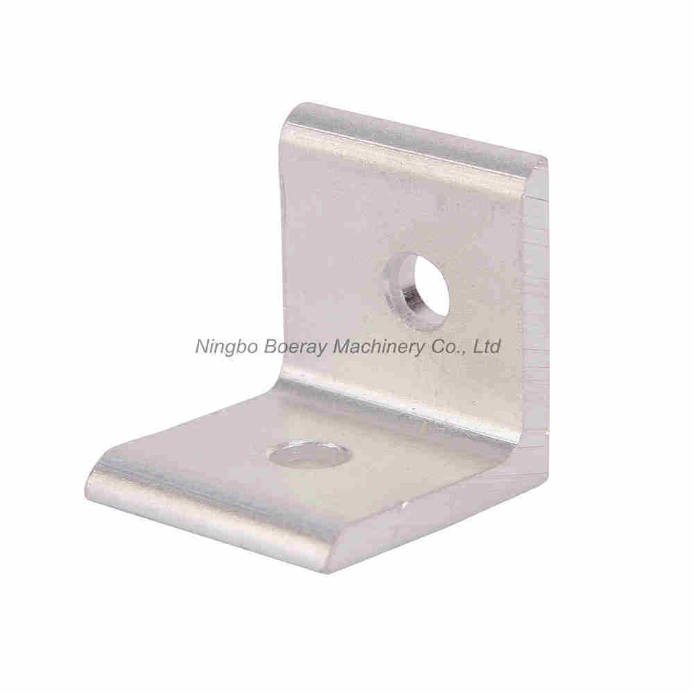 30 Series 2 Hole Angle Joint Plate for T Slot Aluminum Profile