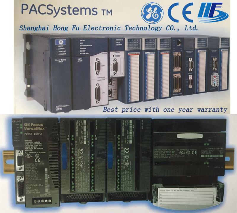 Original Ge Funuc PLC IC200alg262