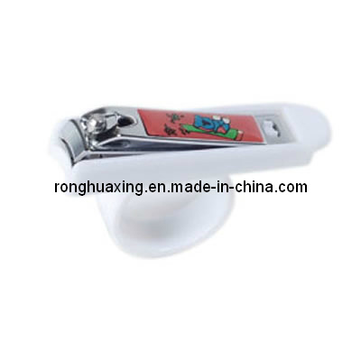 W-0776s-1 Baby Nail Clipper with Ring Handle