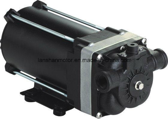 Lanshan 400gpd Diaphragm RO Booster Pump 0 Inlet Pressure Water Pump