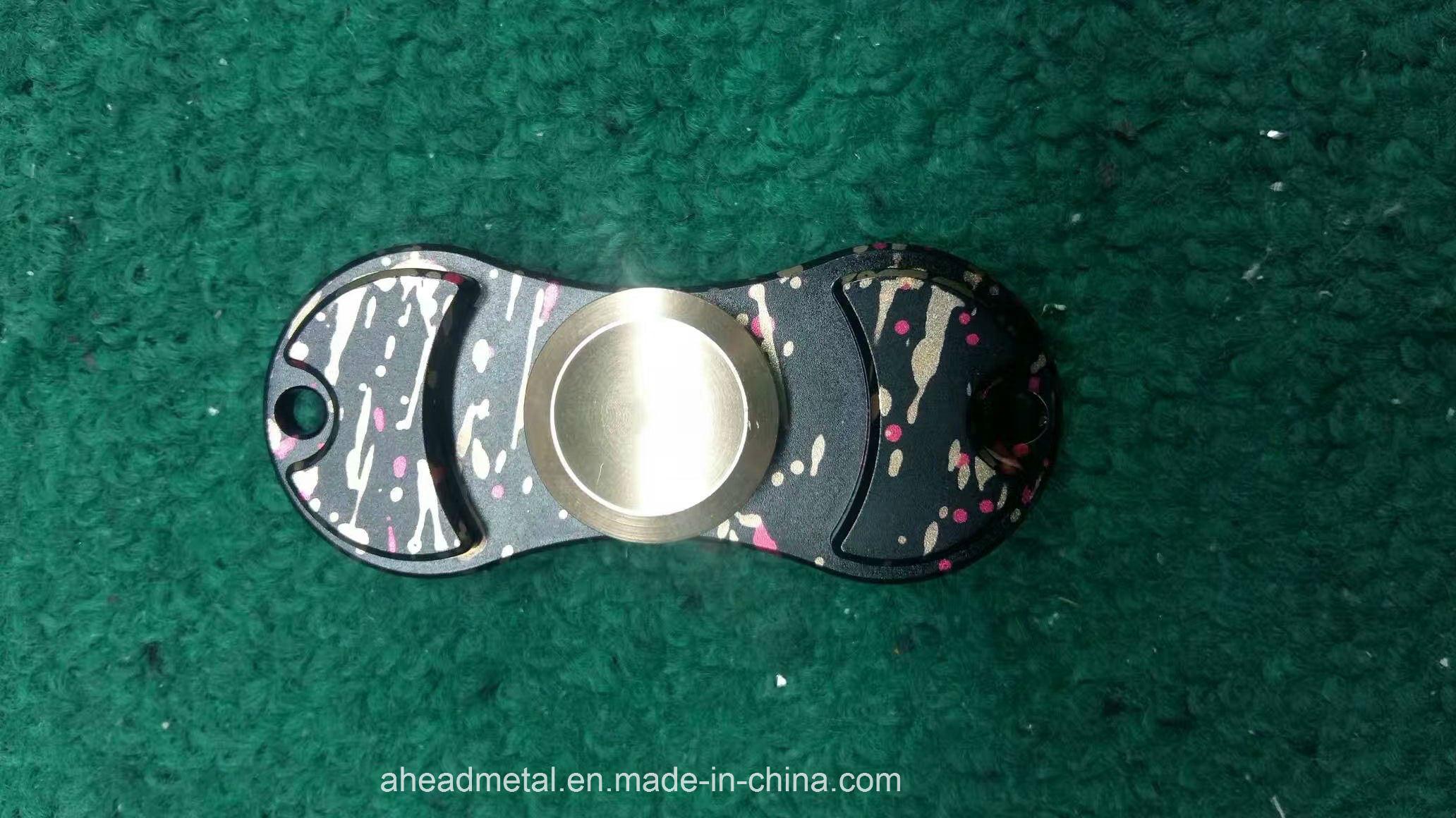 Aluminum CNC Machining Aluminum Parts - Hand Spinner