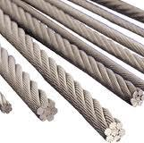 Stainless Steel Wire Rope En 12385-4