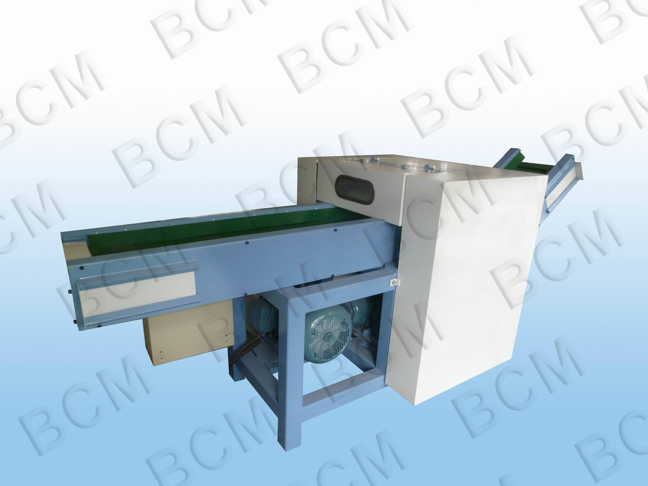Quilted Fabric Waste & Fabric Waste Cutting Machine (BC2007)