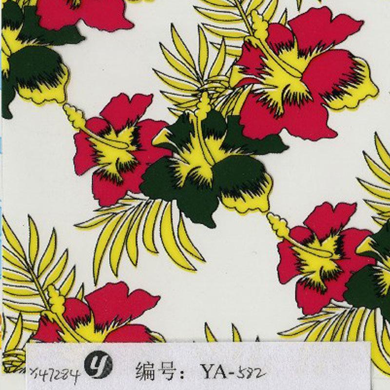 Yingcai Flower Designs Water Transfer Printing Film