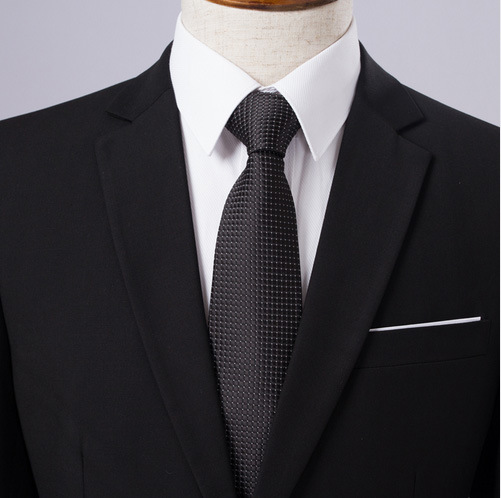 Italian Blue Black Best Business Men Suits for Groom