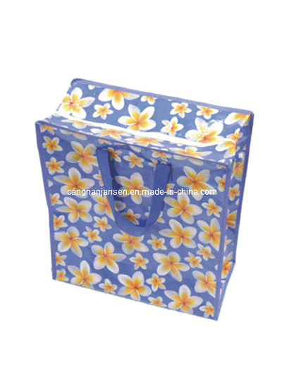 High Quality Short Delivery Date Non Woven Laminated Bag with Zipper