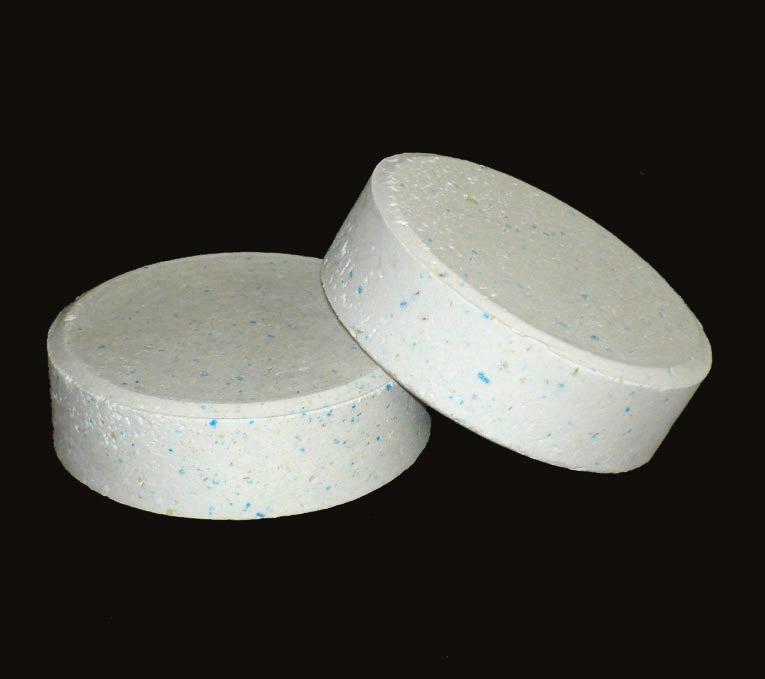 Trichloroisocyanuric Acid Pool Chlorine Tablet