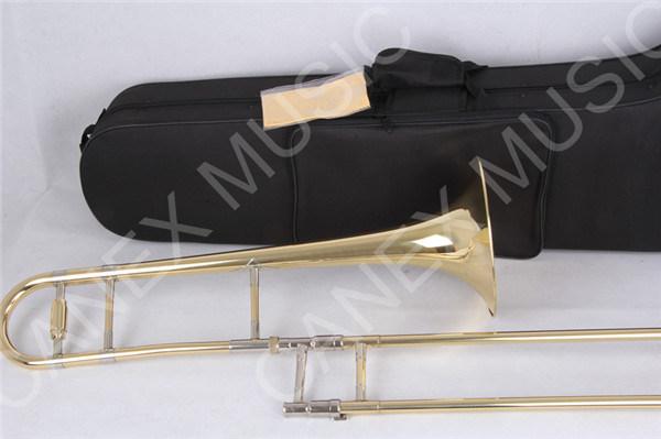 Brass Instruments/ Tenor Trombone/Bb Key Trombone (TBB-L)