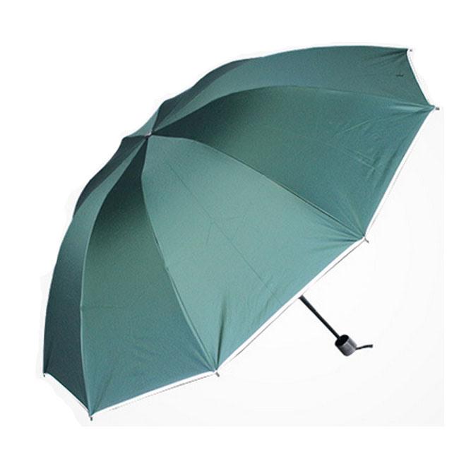 Wholesale Promotional Gift Outdoor Rain Folding Umbrella