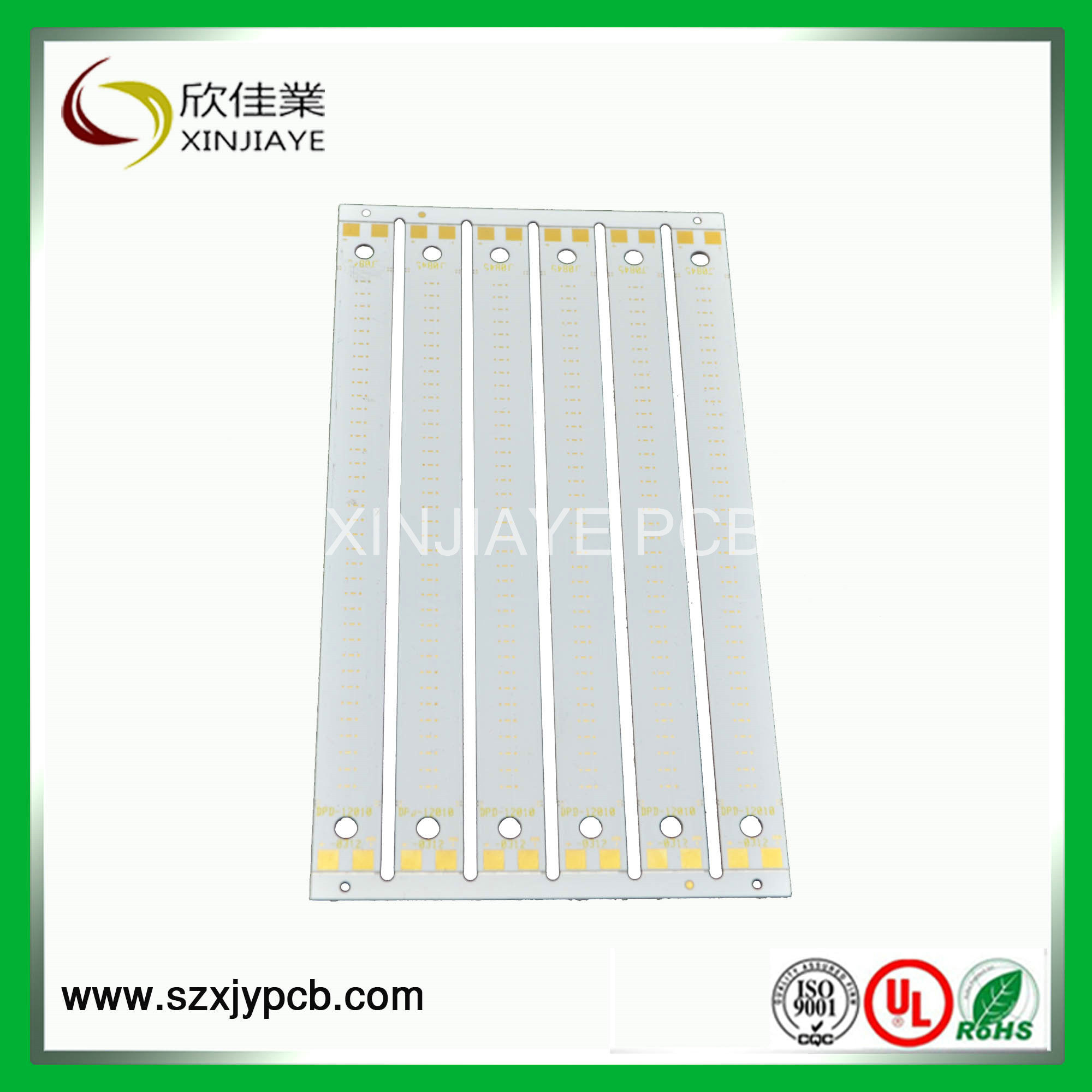High Power LED Aluminum PCB Board with High Quanlity (781668)