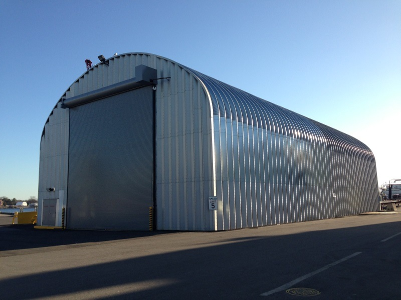Prefabricated Arch Steel Building Machine
