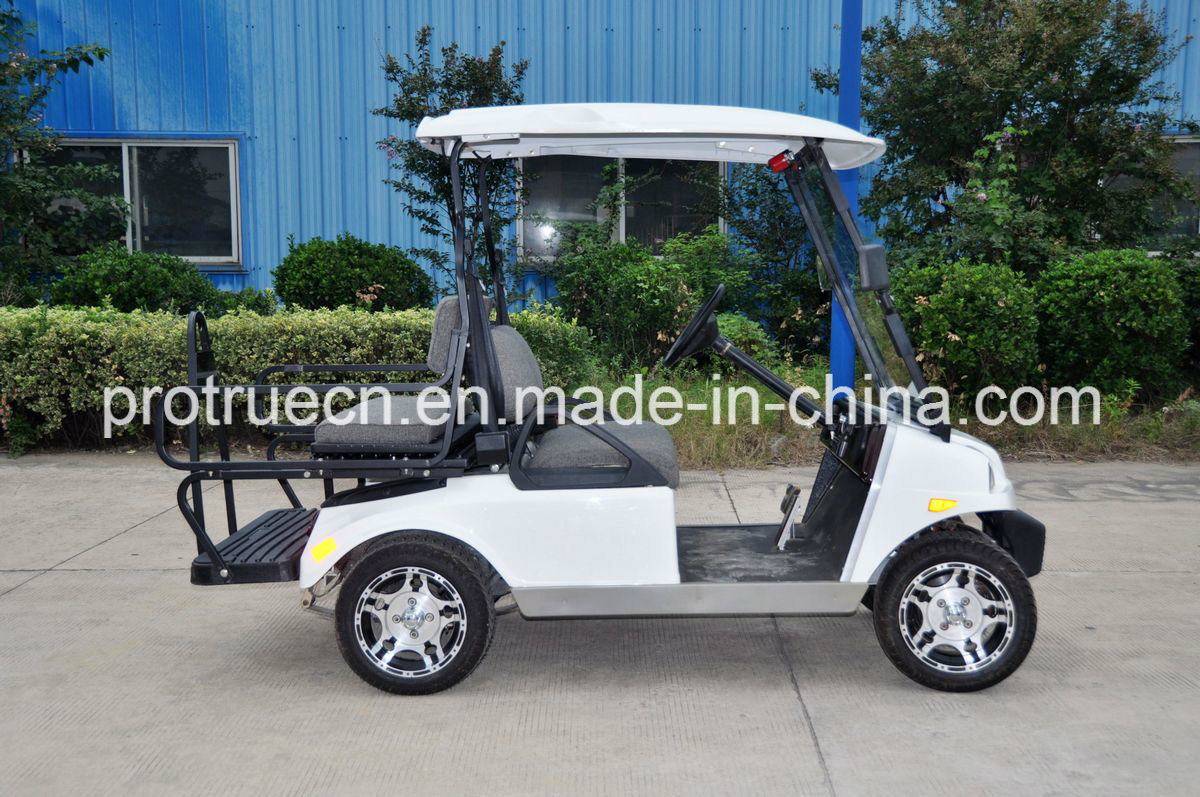 Electric Golf Car with 48V3200W Motor (SP-EV-01)