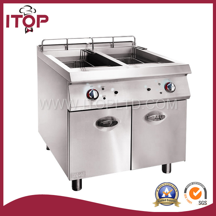Electric Floor-Type Fryer with Cabinet (XR900-RZ)