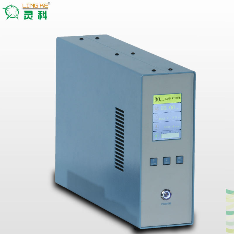New Designed of Ultrasonic Spot Welder